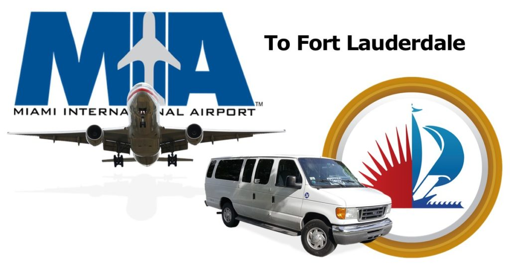 Miami Airport to Fort Lauderdale Hotels-Residences