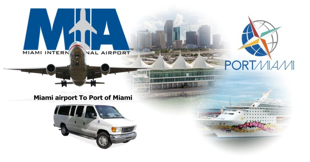miami airport to port of miami